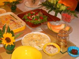 6月 初夏の栄養講座 (カルシウムの必要な方)